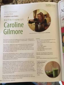 CCL magazine article