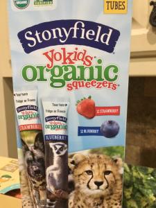 organic yogurt